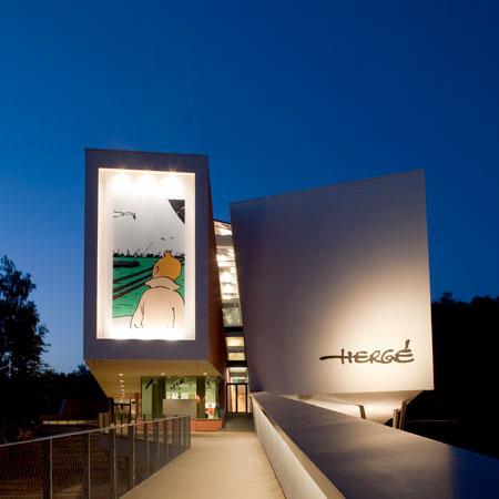 herge museum