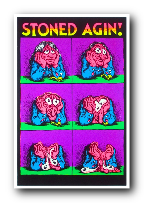 stoned-again-agin-face-melts-blacklight-poster-vpa2005