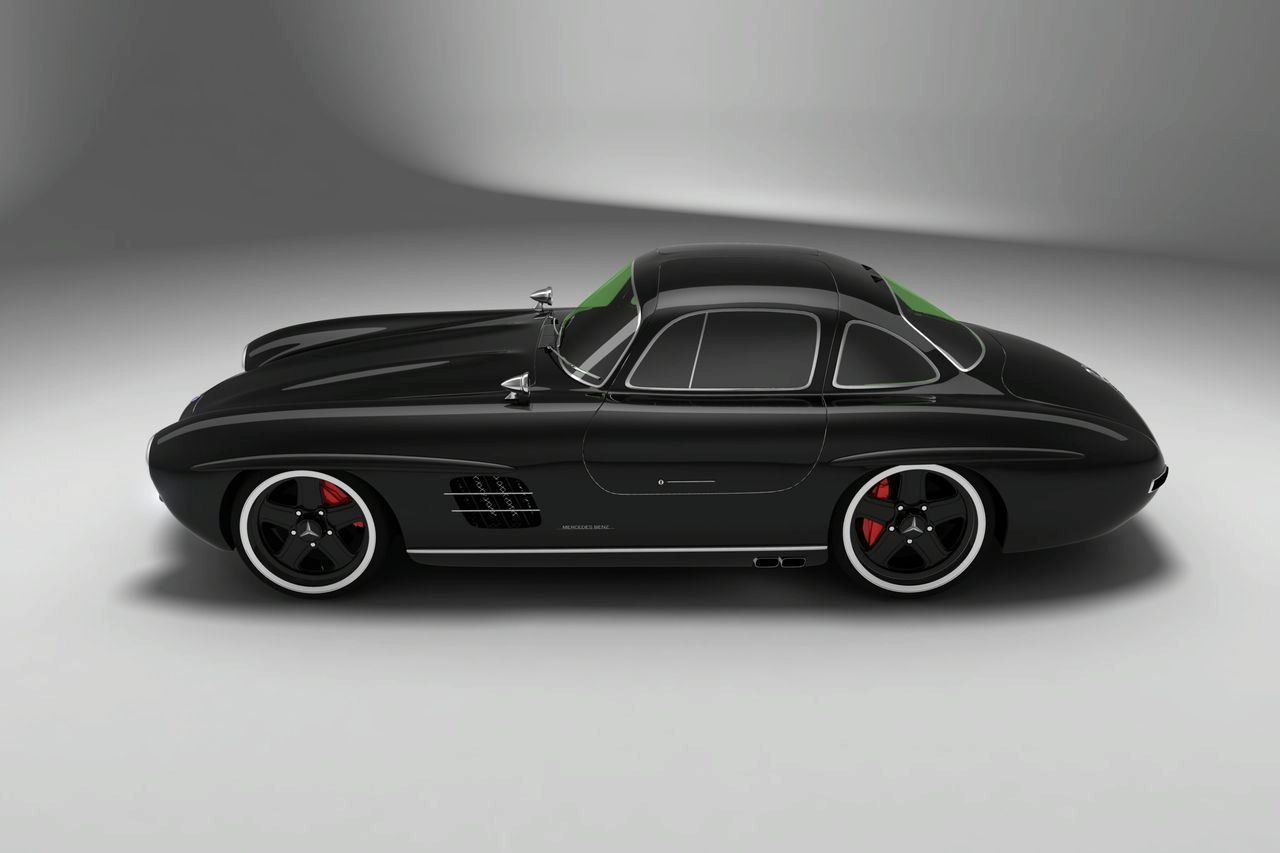 things i covet mercedes 300 sl gullwing 2 afrosaxon. Black Bedroom Furniture Sets. Home Design Ideas