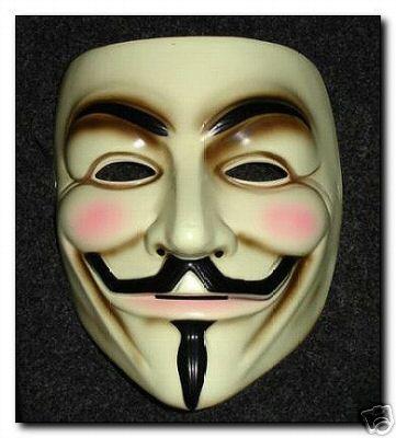 vendetta-mask  V For Vendetta Mask